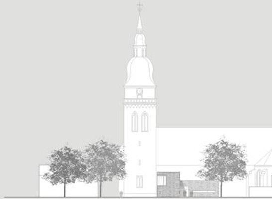 Neubau Pfarrheim St Amandus Competitionline