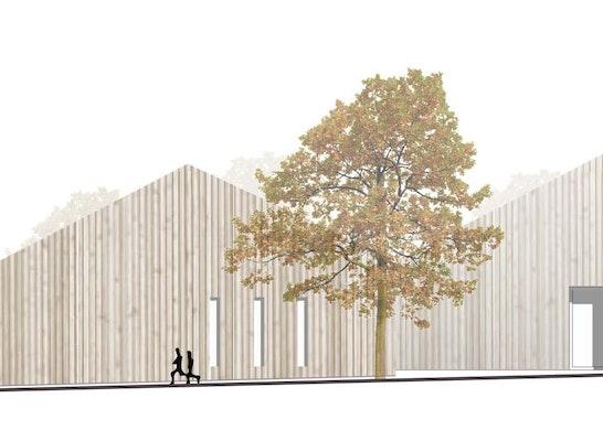 Zuschlag: © Bär, Stadelmann, Stöcker Architekten BDA