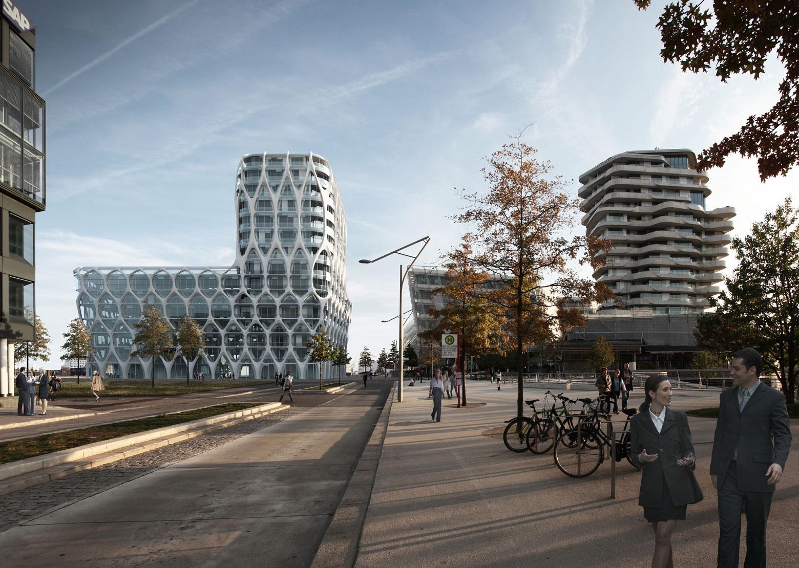 Ergebnis Hafencity Hamburg I Firmenzentrale Engel Amp
