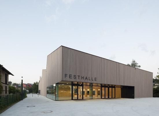 Projekt Quot Festhalle Kressbronn Am Bodensee Quot Competitionline