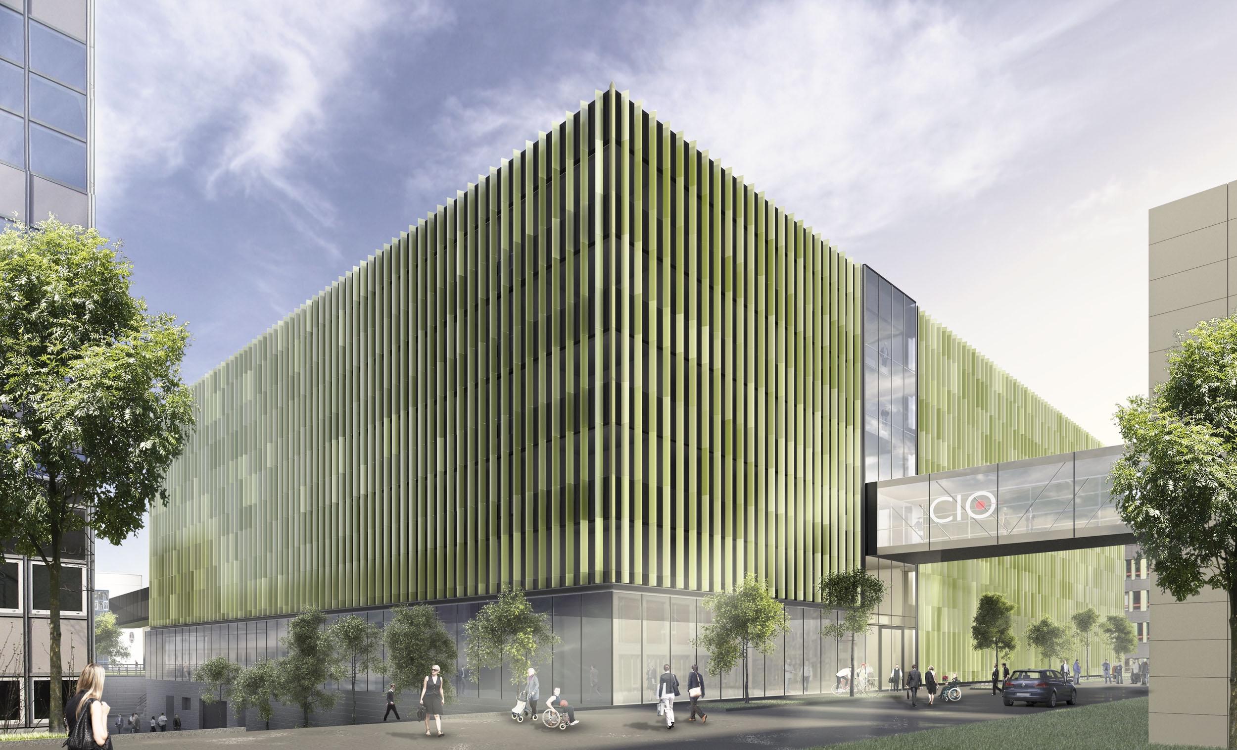 Project Cio Centrum Fur Integrierte Onkologie Competitionline