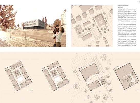 Innenarchitekten Raum Dresden Kasel Planungsbro Fr