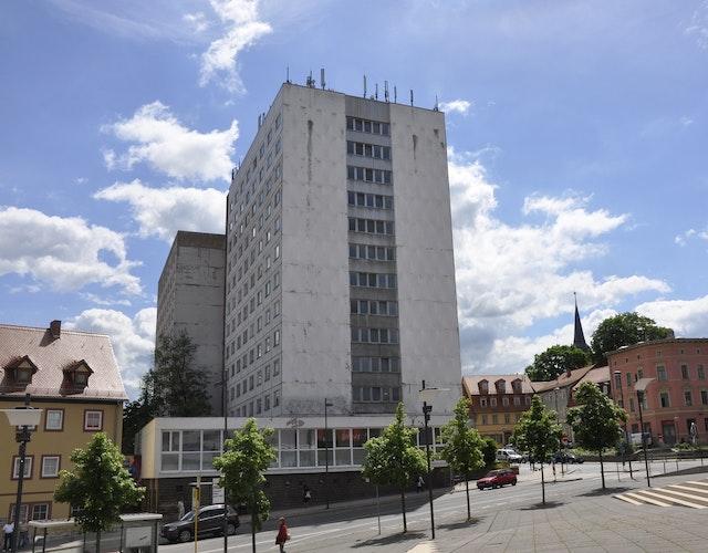 Sanierung eines Studentenwohnhauses Jacobsplan 1, 99423 Weimar, Planungsleistung für Instandsetzung und Umbau, Leistungsphasen 1-9 HOAI 2013