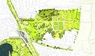 Konzept Rosenhöhe: 1:1000, © geskes.hack Landschaftsarchitekten GmbH, planquadrat Elfers Geskes Krämer PartG mbB, Planungsbüro von Mörner