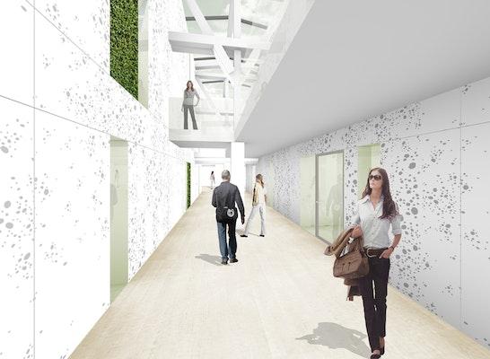 Anerkennung block x wohnen in der speicherstadt - Steinwender architekten ...