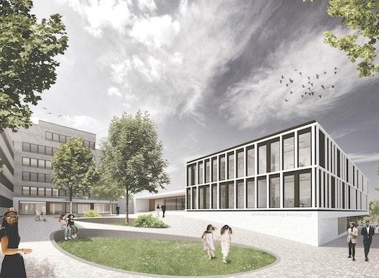 1. Preis: © artec architekten