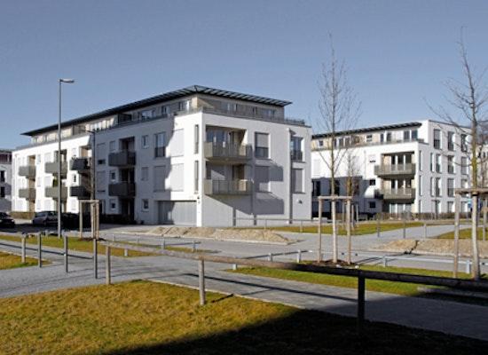 projekt wohnquartier hirschgarten wa 9 10 m nchen. Black Bedroom Furniture Sets. Home Design Ideas