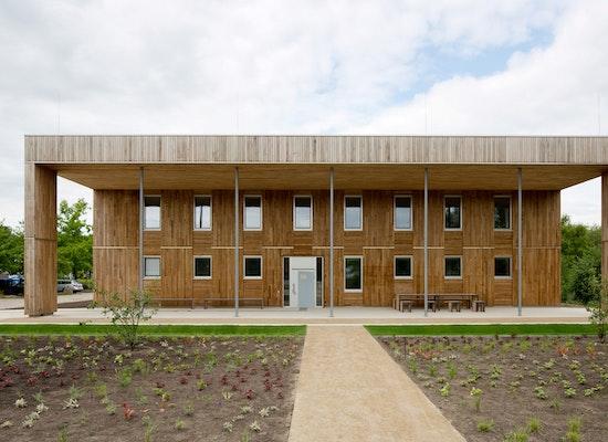 Gesamtansicht Haus 2019