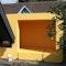 Stizbox auf dem Dach