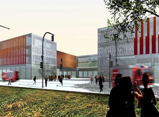 Ergebnis centre de secours competitionline - Architekten luxemburg ...