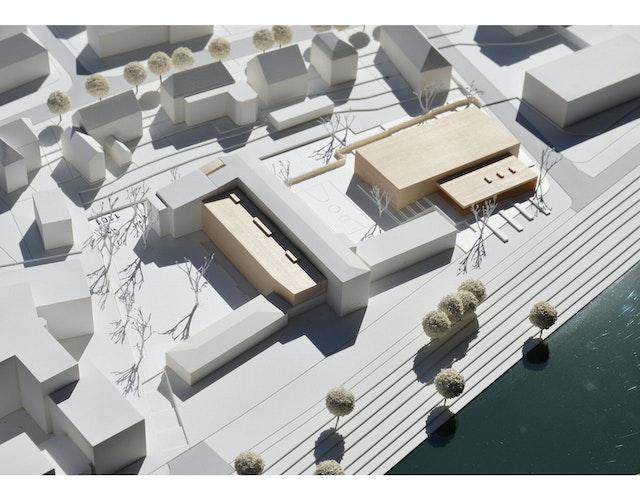 Erweiterung Erich-Klausener-Schule und Neubau einer Zweifachsporthalle in Münster