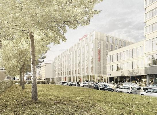 Architekt Saarbrücken ergebnis fassadengestaltung zur errichtung eines ho competitionline
