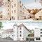 Die zwei 1. Preise: Baumschlager Eberle Architekten (oben) // d.n.a trint + kreuder (unten)