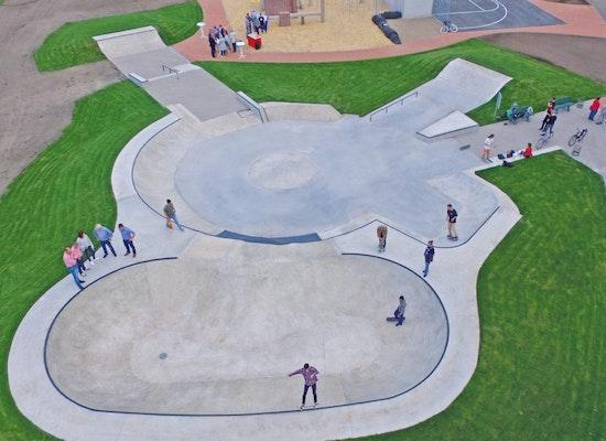 Innenarchitektur Cloppenburg projekt skatepark cloppenburg competitionline