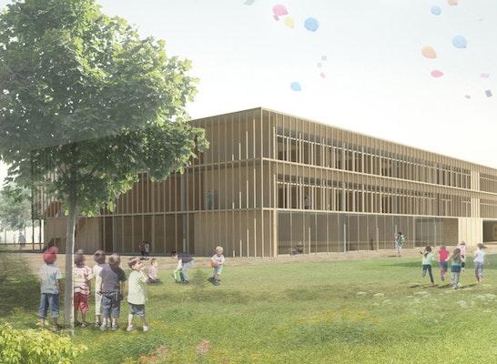 Ergebnis Errichtung Von Vier Grundschulen In Modula