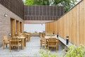 Gastrobereich Terrasse