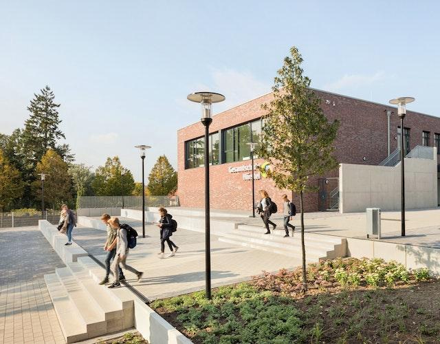 Schulbaupreis 2018 - Auszeichnung beispielhafter Schulbauten in Nordrhein-Westfalen