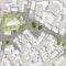 g2-Landschaftsarchitekten, Ortsmitte Magstadt - Lageplan