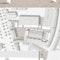 \'Gasse\' und \'Piazetta\' mit Blick zum Haupteingang der Markthalle            -------------------------------------------------- Lageplan (Oms. 1.500)          --------------------------------------------------    Ausschnitt Markthalle          (Oms 1.200)