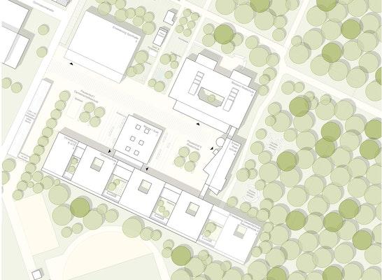 1. Preis: Günter Hermann Architekten