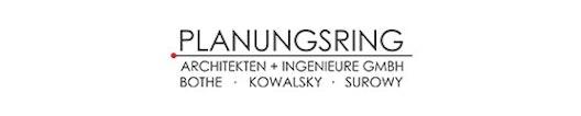 Planungsring Architekten + Ingenieure GmbH Bothe . Kowalsky . Surowy