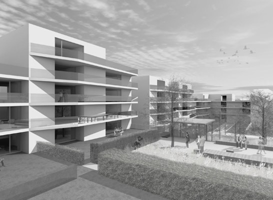 Ergebnis Neubau Wohnanlage Goethestra 223 E Competitionline