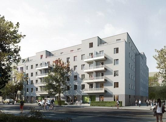 Zuschlag: © Stefan Amann - Entwurf DMSW Architekten