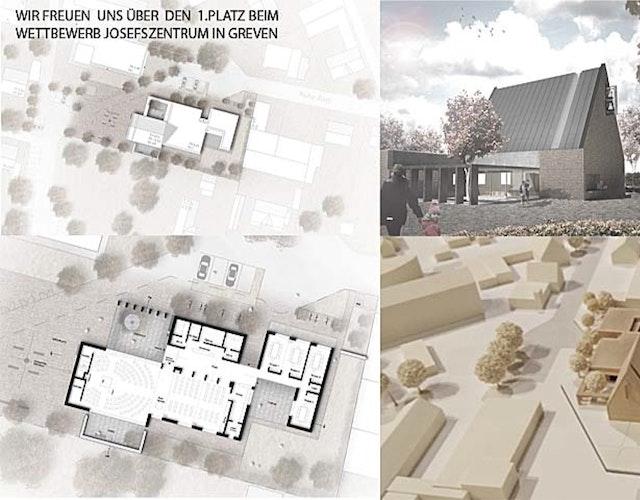 Neubau Josefzentrum