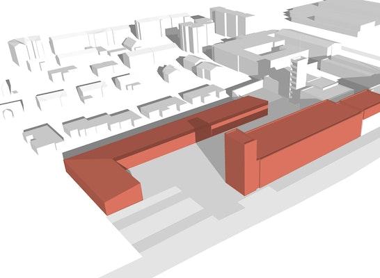 Zuschlag: Perspektive, © Planungsgruppe Gestering | Knipping | de Vries