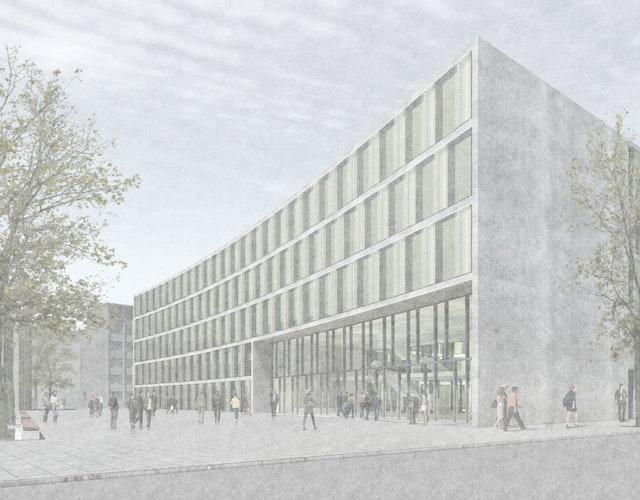 Neubau Department Geo- und Umweltwissenschaften der LMU und Staatliche Naturwissenschaftliche Sammlung Bayerns