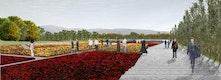 3. Preis: K1 Landschaftsarchitektur / Schutte Architekten