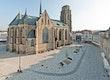 St. Urbanus - Kirchplatz    Foto: Stefan Schrills, Kaarst
