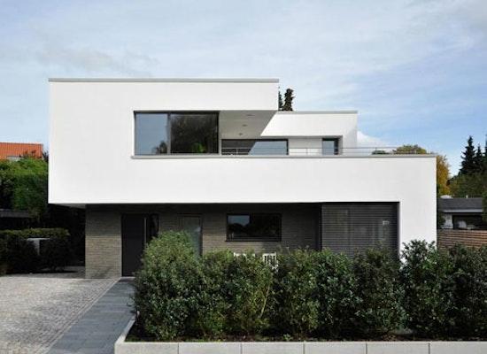 Projekt haus kleemann competitionline - Bauhausstil architektur ...
