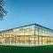 Fächerbad Karlsruhe - Erweiterung: Neubau Schwimmhalle und Umkleide