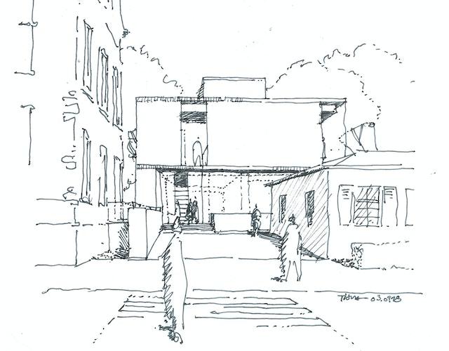 Universität Heidelberg: Internationales Studienzentrum (ISZ) u. Heidelberg School of Education (HSE), Architektenleistungen nach Teil 3 Abschnitt 1 HOAI