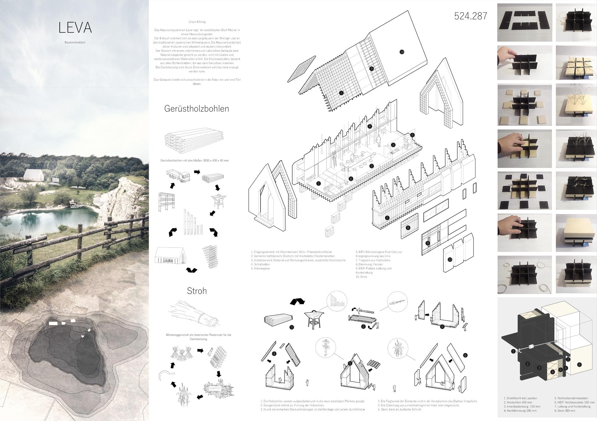 Ergebnis: Design for Urban Mining - Naturschutzzent...competitionline