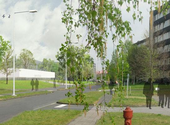 Ergebnis Neubau Envihab Environmental Habitat