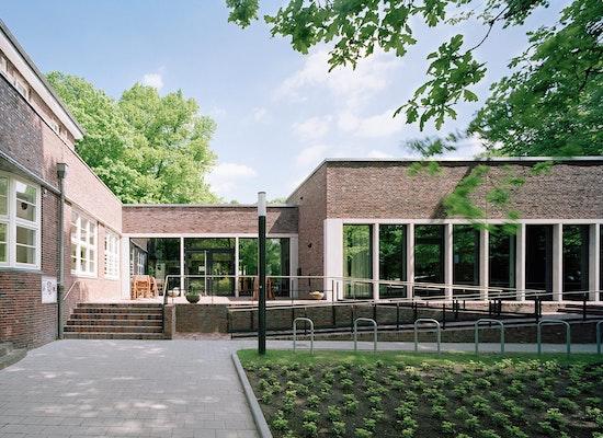 "Dorfmüller I Klier Hamburg: Projekt ""Bürgerhaus In Barmbek""...competitionline"