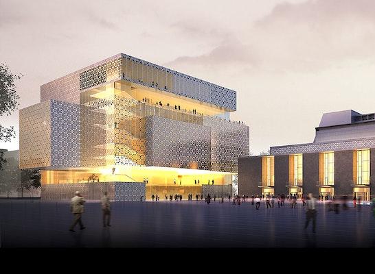 Ergebnis Architektonischer Realisierungswettbewerb