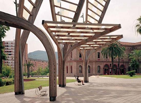 1st Prize: Parc Central de Nou Barris, Arriola & Fiol - Architektur, Stadtplanung, Landschaftsarchitektur, © A&F
