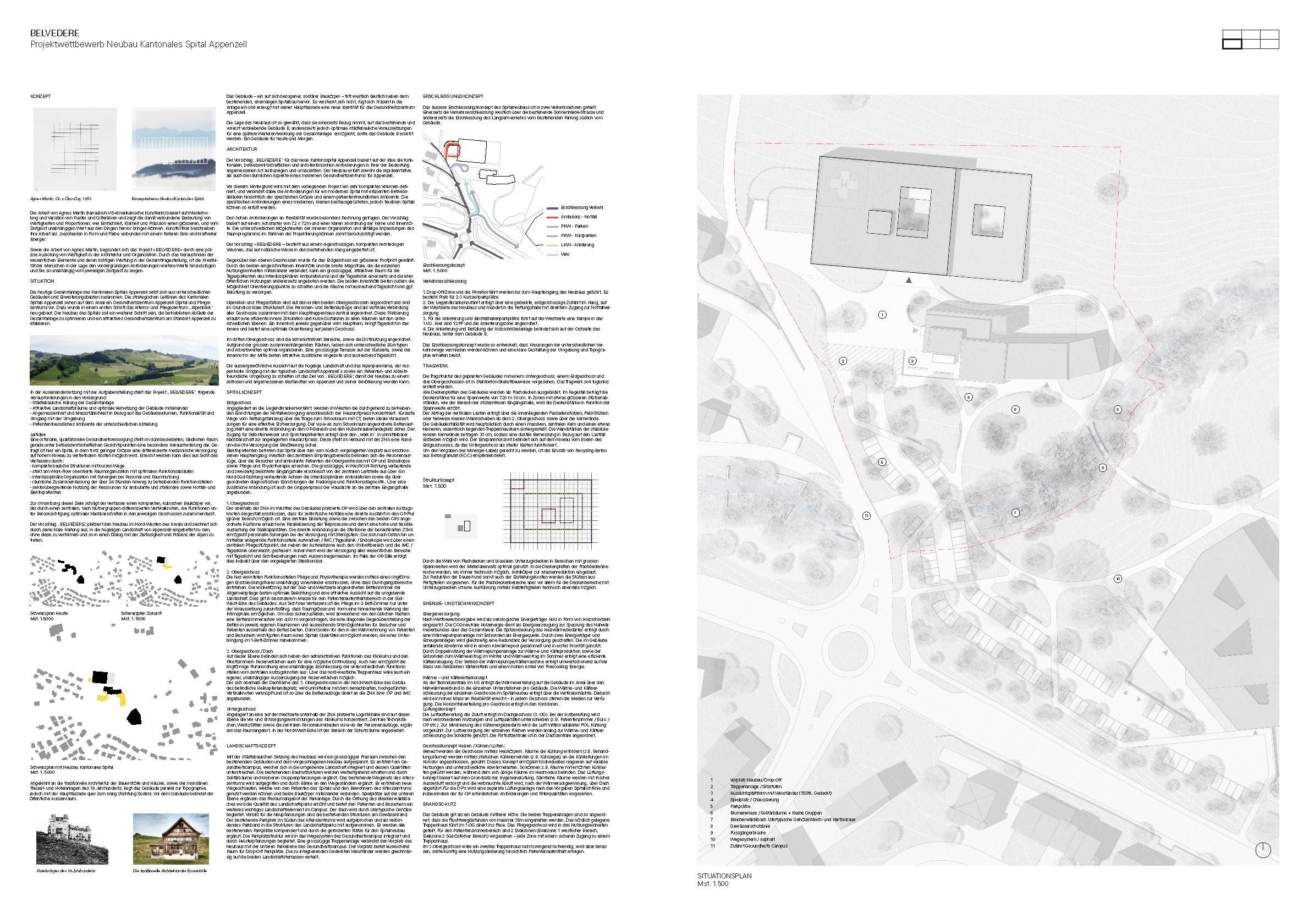 Result: Neubau Kantonales Spital...competitionline