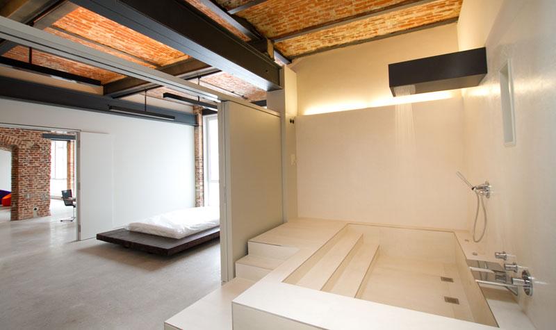 schlafzimmer mit integriertem bad. schlafzimmer bad ...
