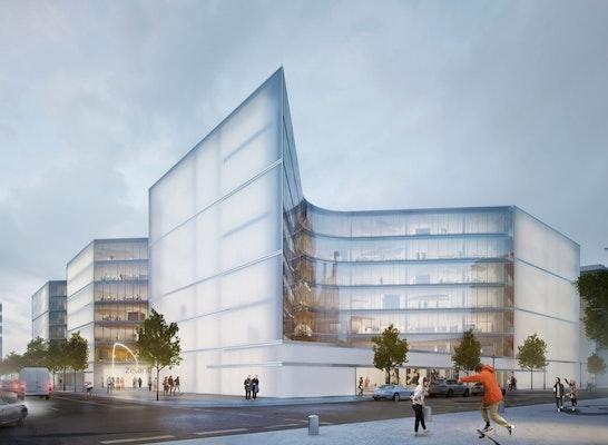 Ergebnis: Zalando Hauptsitz...competitionline