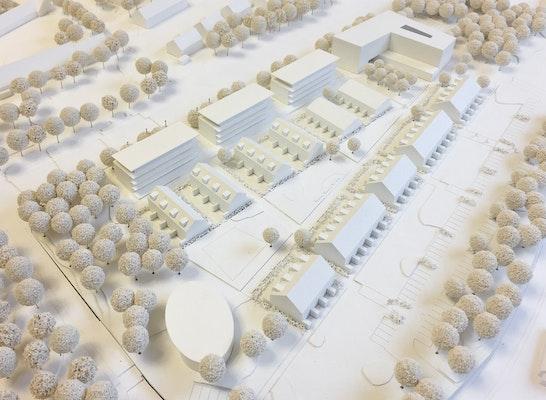 1. Preis: Modell, © ATP architekten ingenieure