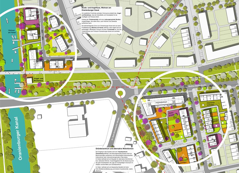 Verkehrsentwicklungsplan der Stadt Oranienburg für das Jahr 2025 | HL