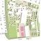 Lageplan und Geländeschnitt
