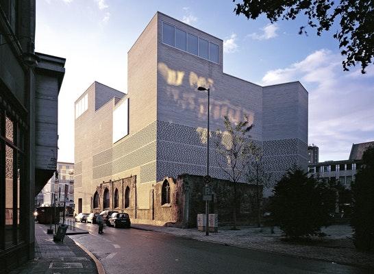 Architekturpreis Nordrhein-Westfalen 2011: Architekturpreis Nordrhein-Westfalen 2011: Kolumba Kunstmuseum des Erzbistums, Köln, Foto Helene Binet