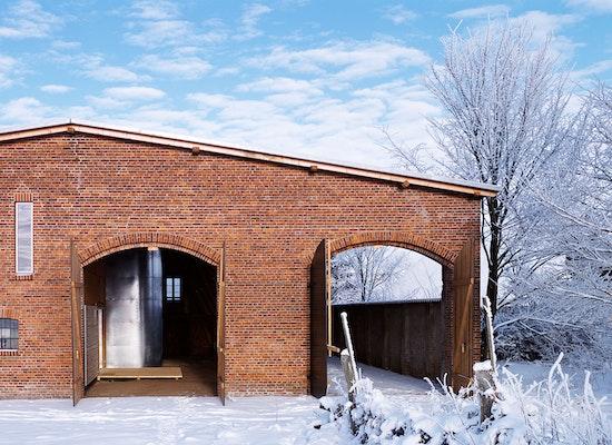 projekt umbau einer scheune zu einem wohnhaus in te competitionline. Black Bedroom Furniture Sets. Home Design Ideas