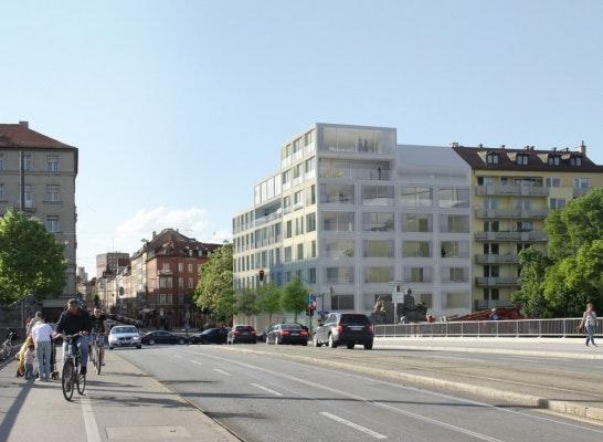 Wohn Und Gesch 228 Ftshaus Fraunhoferstra 223 E 43 Competitionline