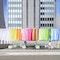 100 colors no.6 / Shinjuku Nomura Building